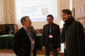 Mazzoleni con Splendore e Lipparini Assessore Milano