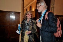Barbara Pfetsche e Hartmut Wessler